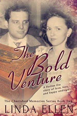 Cover for The Bold Venture