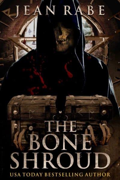 Cover for The Bone Shroud