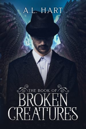 Cover for The Book of Broken Creatures