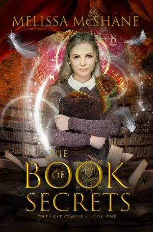 Cover for The Book of Secrets