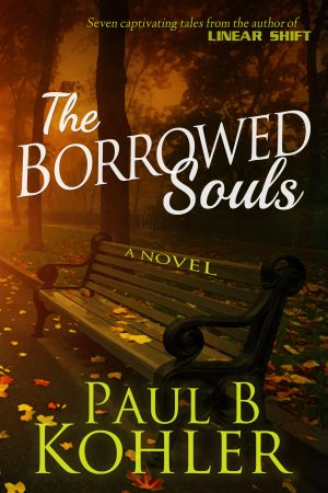 Cover for The Borrowed Souls