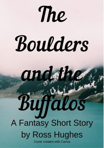Cover for The Boulders and the Buffalos