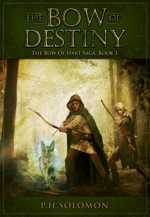Cover for The Bow of Destiny