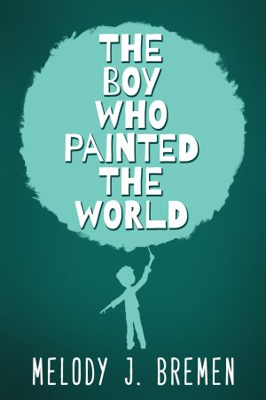 Cover for The Boy Who Painted the World