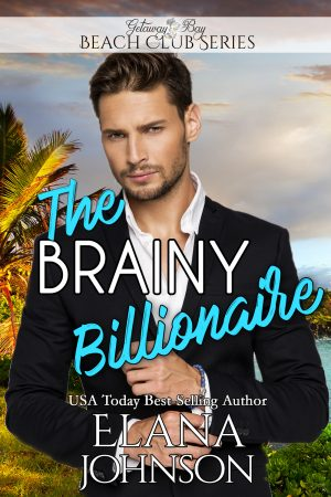 Cover for The Brainy Billionaire