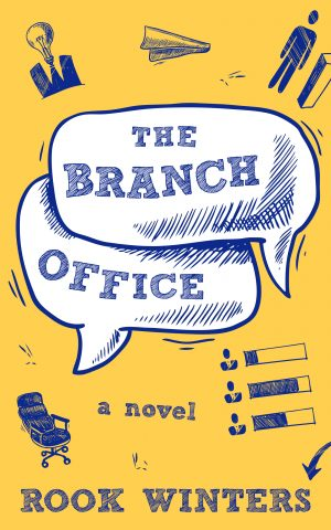 Cover for The Branch Office