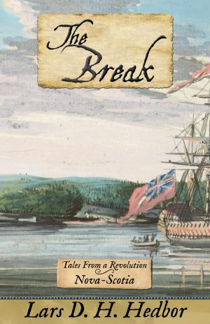 Cover for The Break