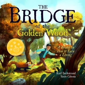 Cover for The Bridge of the Golden Wood