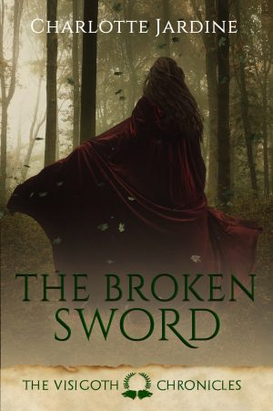 Cover for The Broken Sword