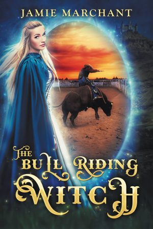 Cover for The Bull Riding Witch