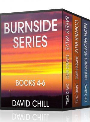 Cover for The Burnside Mystery Series, Box Set #2