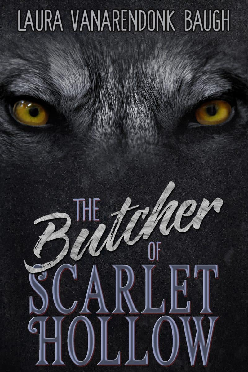 Cover for The Butcher of Scarlet Hollow