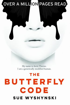 Cover for The Butterfly Code