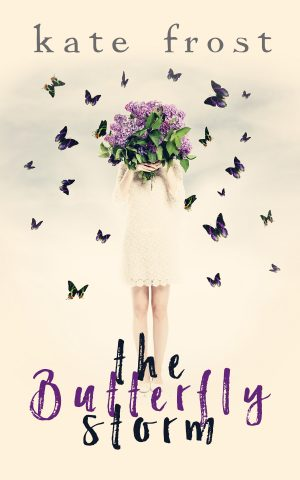 Cover for The Butterfly Storm