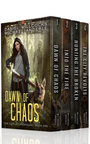 Cover for The Caitlin Chronicles Boxed Set