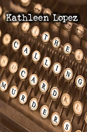Cover for The Calling Card Murders