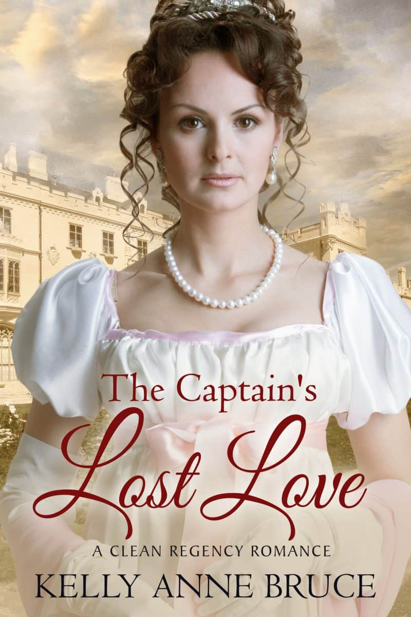 Cover for The Captain's Lost Love