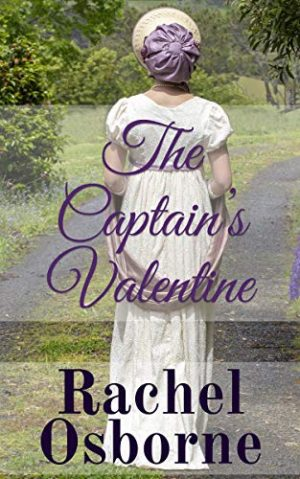 Cover for The Captain's Valentine