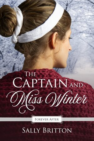 Cover for The Captain and Miss Winter