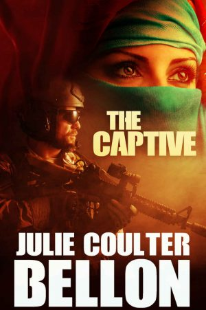 Cover for The Captive