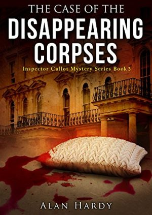 Cover for The Case Of The Disappearing Corpses