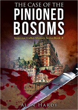 Cover for The Case Of The Pinioned Bosoms