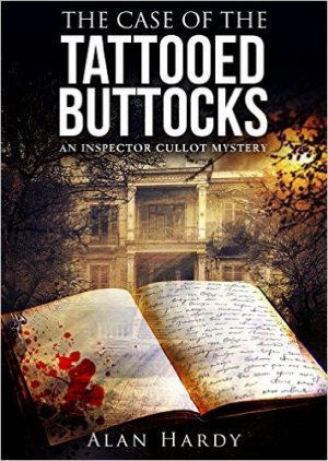 Cover for The Case Of The Tattooed Buttocks
