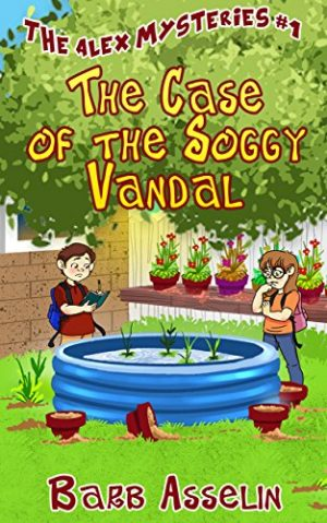 Cover for The Case of the Soggy Vandal