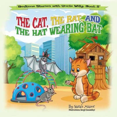 Cover for The Cat, the Rat, and the Hat Wearing Bat