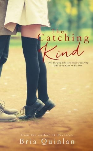 Cover for The Catching Kind