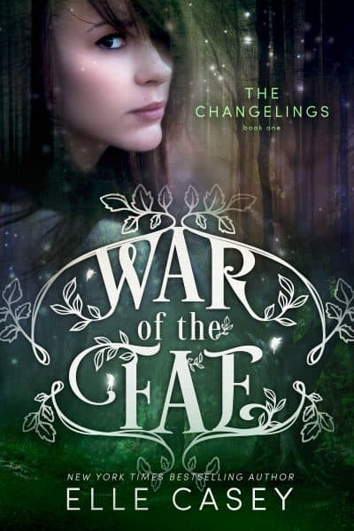 Cover for The Changelings