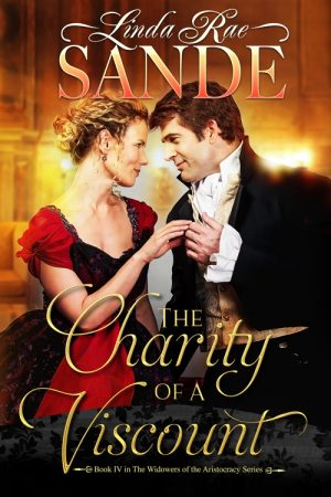 Cover for The Charity of a Viscount