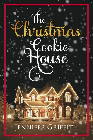 Cover for The Christmas Cookie House