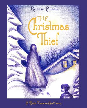 Cover for The Christmas Thief