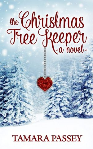 Cover for The Christmas Tree Keeper