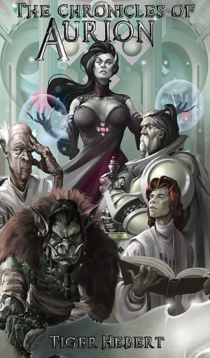 Cover for The Chronicles of Aurion