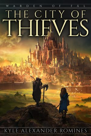 Cover for The City of Thieves