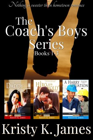 Cover for The Coach's Boys Series, Books 1-3