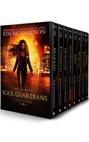 Cover for The Complete Soul Guardians Collection