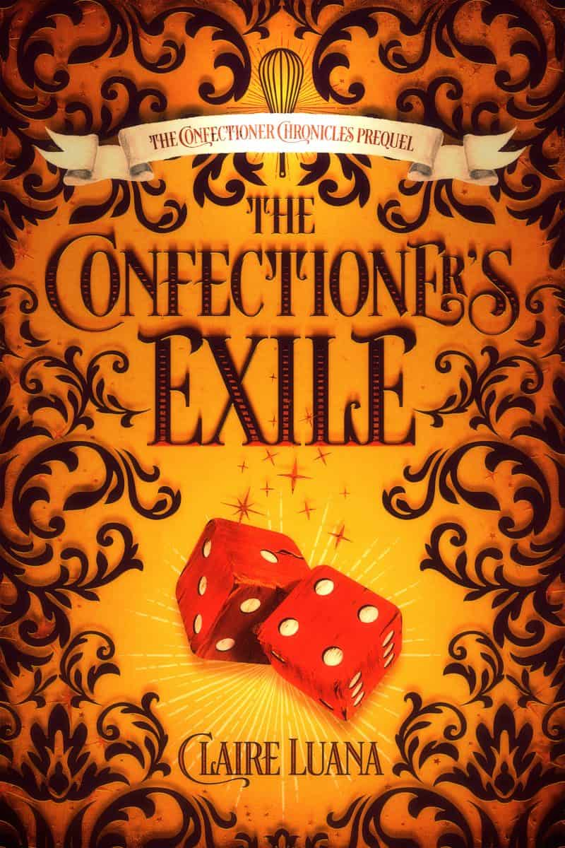 Cover for The Confectioner's Exile