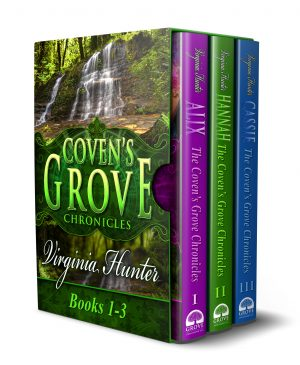 Cover for The Coven's Grove Chronicles