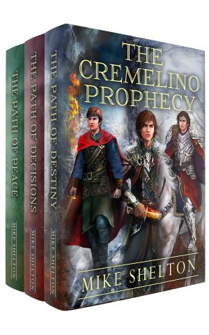 Cover for The Cremelino Prophecy: Complete Series