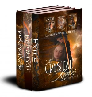 Cover for The Crystal Keeper Boxed Set