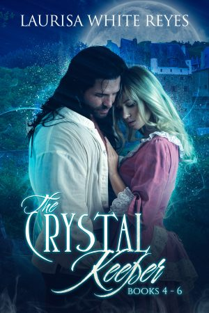 Cover for The Crystal Keeper: Books 4-6