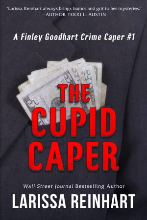 Cover for The Cupid Caper