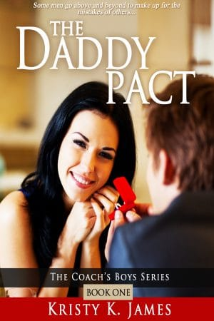 Cover for The Daddy Pact