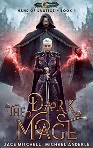 Cover for The Dark Mage
