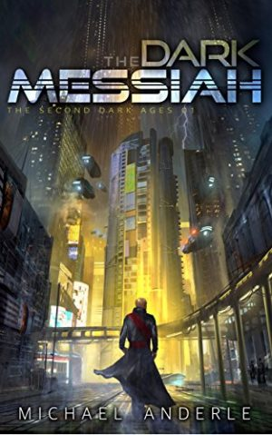Cover for The Dark Messiah