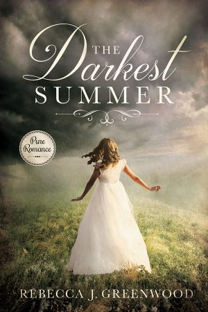 Cover for The Darkest Summer