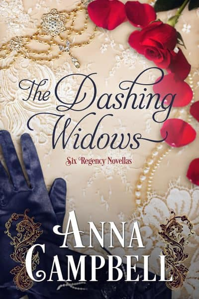 Cover for The Dashing Widows: Six Regency Novellas